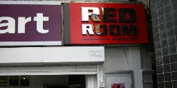 The Red Room in Ealing Broadway